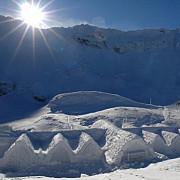 in zodia ghetii tema de anul acesta a hotelului de la lacul balea