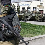 ucraina alegeri sub teroare separatistii ii ameninta pe cei care vor sa voteze