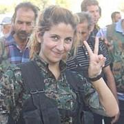 rehana luptatoarea care a doborat 100 de teroristi isis ar fi fost decapitata