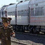 coreea de nord si-a cedat resursele naturale pentru modernizarea cailor ferate