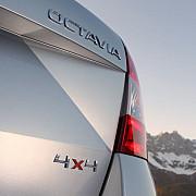 skoda introduce tractiune 4x4 pentru octavia sedan