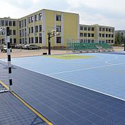 finantare europeana pentru modernizarea celor 12 terenuri de sport de la scolile ploiestene