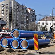 primaria a parafat extinderea retelelor de utilitati pentru suma de 116 milioane de euro