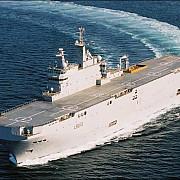 franta suspenda pana in noiembrie livrarea primei nave de razboi mistral catre rusia