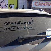 campanie inedita pentru promovarea unor spalatorii auto
