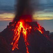 stare de urgenta dupa o eruptie vulcanica