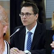 au picat trei ministri ai guvernului ponta