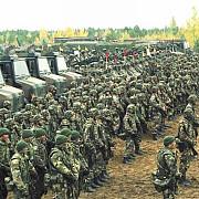 exercitiu nato la frontierele rusiei