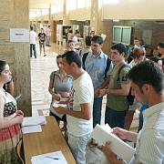 o noua sansa pentru absolventi la bursa locurilor de munca din 26 septembrie