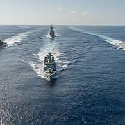 romania participa la exercitiul militar sea breeze din marea neagra