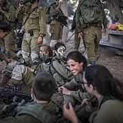 femeile care apara granitele israelului foto