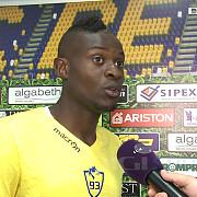 bokila a marcat pentru nationala rd congo