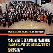 concert inedit al filarmonicii paul constantinescu la ploiesti shopping city