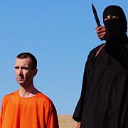 statul islamic publica imagini cu decapitarea britanicului david haines
