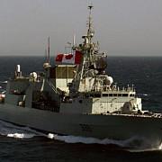 nava de razboi toronto a ajuns in marea neagra