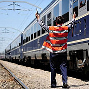 patru trenuri cfr nu au circulat in sud-vestul tarii din cauza inundatiilor