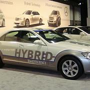 hybrid de la mercedes-benz