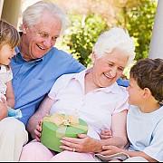 senatul adopta propunerea ca in prima zi din octombrie sa fie sarbatorita ziua bunicilor