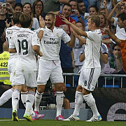 real madrid prima echipa care marcheaza 1000 de goluri in cupele europene