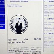 site-ul politiei romane spart de hackeri