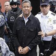 fostul presedinte din el salvador a fost inchis pentru coruptie