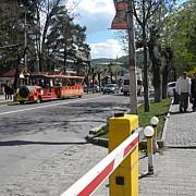 traficul va fi restrictionat in centrul statiunii sinaia