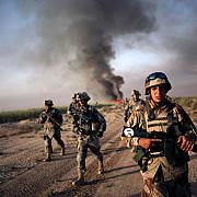 armata irakiana a reluat controlul asupra unui baraj din estul tarii