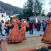 festivalul sinaia forever si parada candidatilor la presedintie