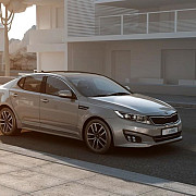 kia optima t-hybrid concept noul hibrid diesel-electric al coreenilor