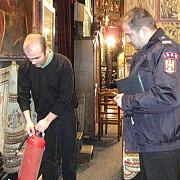controale de prevenire a incendiilor la biserici manastiri si alte lacasuri de cult