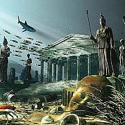 orasul pierdut al atlantidei a fost descoperit dupa 2000 de ani pe uscat de un specialist it