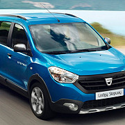 lodgy si dokker stepway sunt disponibile in romania