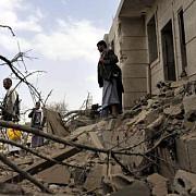 conflictul din yemen departe de final 28 de civili ucisi in raiduri asupra sanaa