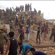 bilant provizoriu in nepal peste 850 de morti