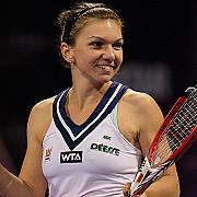 simona halep a pierdut semifinala cu wozniacki