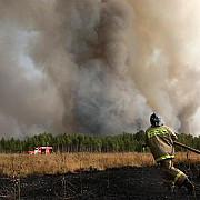 incendiul care se apropie de centrala de la cernobil ar fi fost declansat intentionat