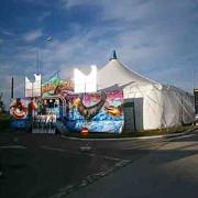 cel putin doi morti in nord-estul sua dupa surparea unui cort de circ