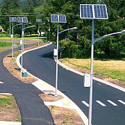 un oras din romania trece la iluminat public pe baza energiei solare
