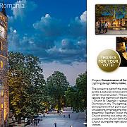 un oras din romania are nevoie de votul tau poate primi finantare pentru un proiect superb