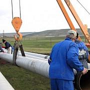 finalizarea conductei de gaz giurgiu-ruse amanata din nou