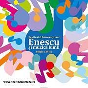 festivalul international enescu si muzica lumii - editia a xvl-a incepe la sinaia