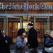 publicatiile trustului the new york times au depasit un milion de abonati online