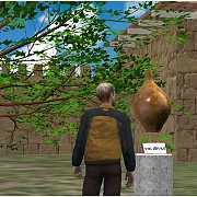 cetati si obiecte dacice reconstruite 3d in romania