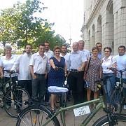 biciclete gratuite pentru angajatii ministerului mediului