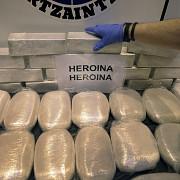 vamesii au capturat heroina de 20 de milioane de euro la punctul giurgiulesti-galati
