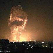 explozii la tianjin armata chineza recunoaste ca in depozite se pastrau sute de tone de cianura puternic toxica