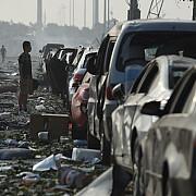 update numarul victimelor exploziei din china creste