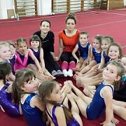 corina ungureanu fosta campioana mondiala interviu pentru site-ul federatiei europene de gimnastica