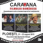 trei zile de film romanesc in aer liber la ploiesti
