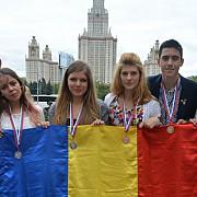 elevii romani au obtinut locul i la olimpiada internationala de geografie